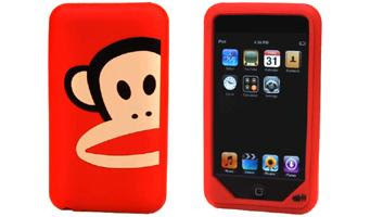 Paul Frank Rubber iPod Touch Case