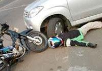 Foto Orang Kecelakaan