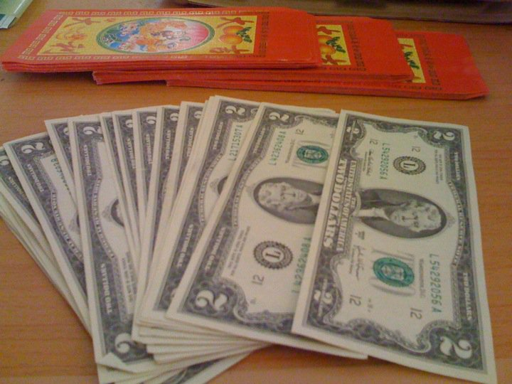 how to change my luck with money
