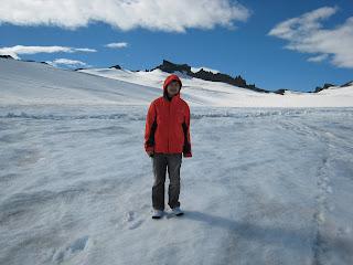 Keith on Snow