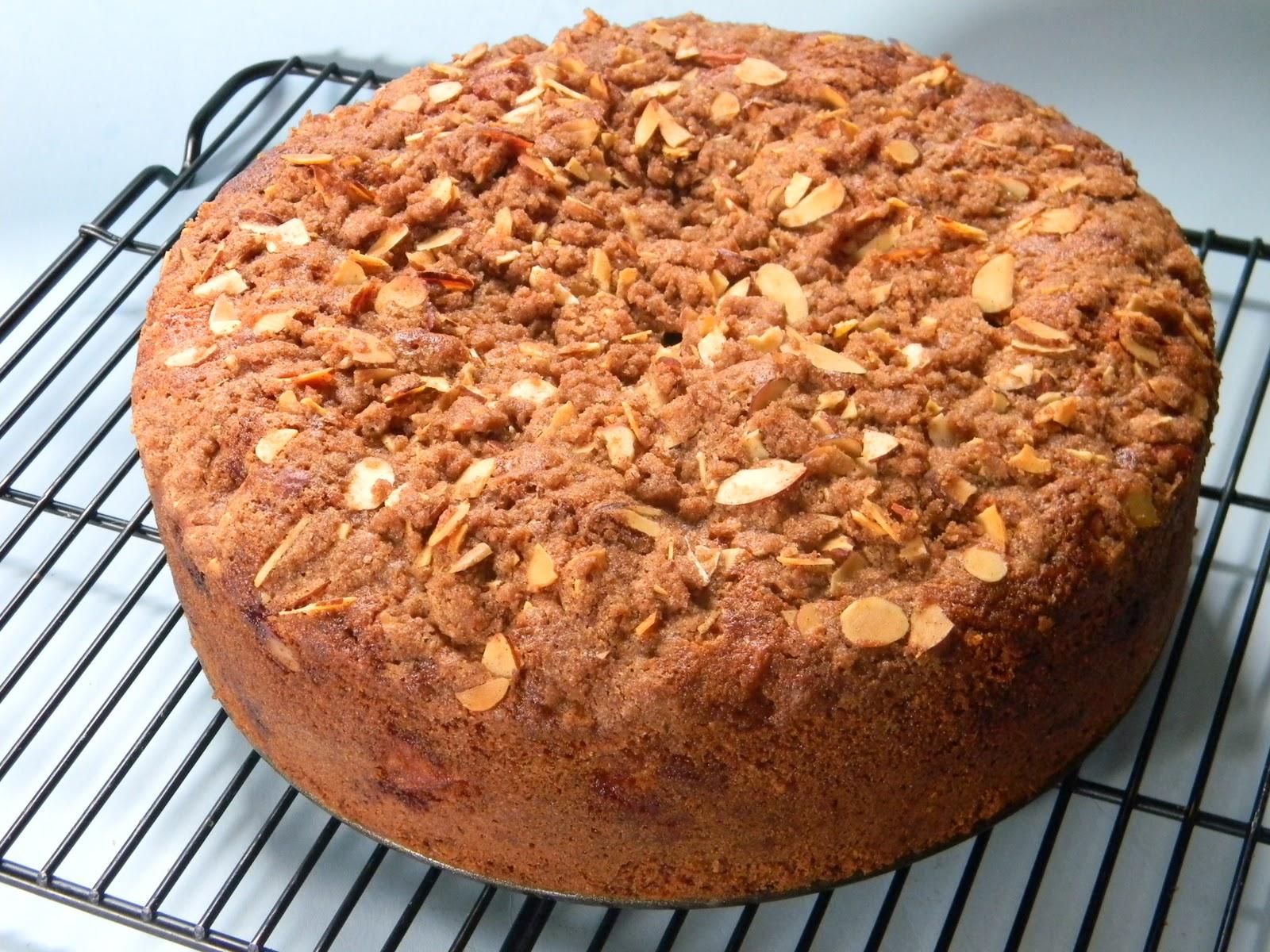 Nigella Apple Cinnamon Cake