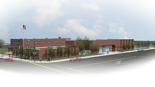 Artists Rendering of Enhanced Fire Station 94. Click to learn more...