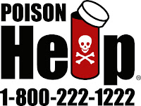 Poison Control (1-800-222-1222) Click to learn more...