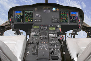Generic File Image from AgustaWestland - not representative of LAFD specifications