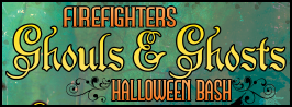 Firefighters Costume Bash. Click for more information...