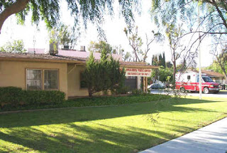 Former LAFD Station 84. Click to learn more...