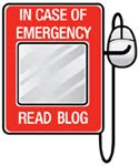 Click to visit In Case of Emergency, Read Blog