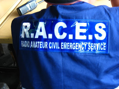 Participants were made aware that Amateur Radio societies and clubs in their ...