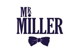 MR MILLER