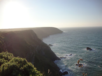 devil's mouth, cornwall, UK