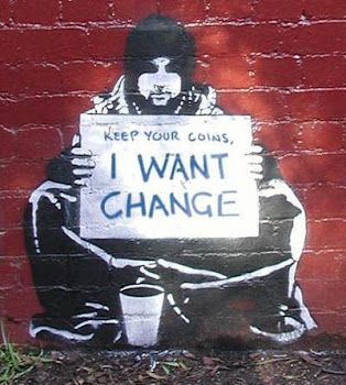 TIME FOR CHANGE...