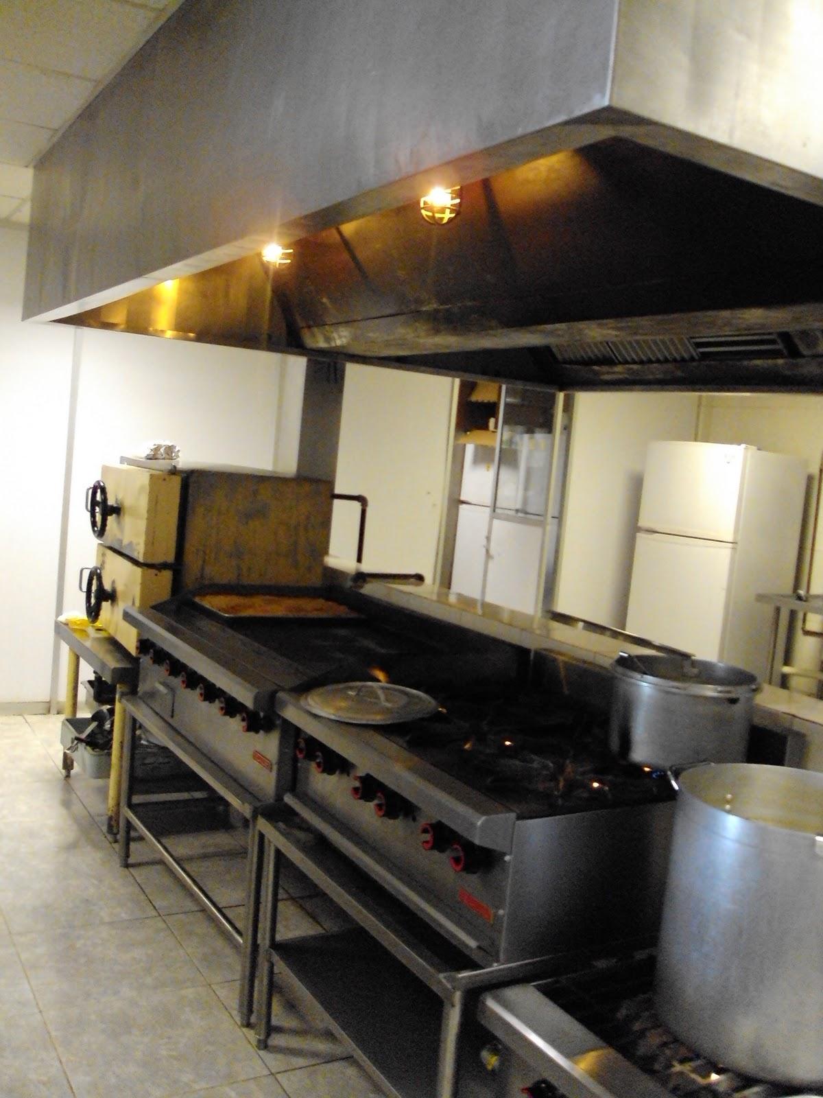 Utensilios cocina industrial interesting muebles de - Utensilios de cocina industrial ...