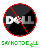Say NO to Dell-HELL
