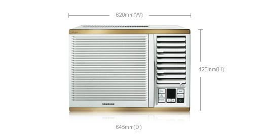 Air conditioner window units are the most popular type of air conditioner unit. They are easy to install and run very quietly and efficiently. Some units will also