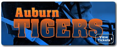 Auburn Football: 2010 Schedule and Tickets