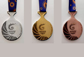 Commonwealth Games 2010 Medal Tally