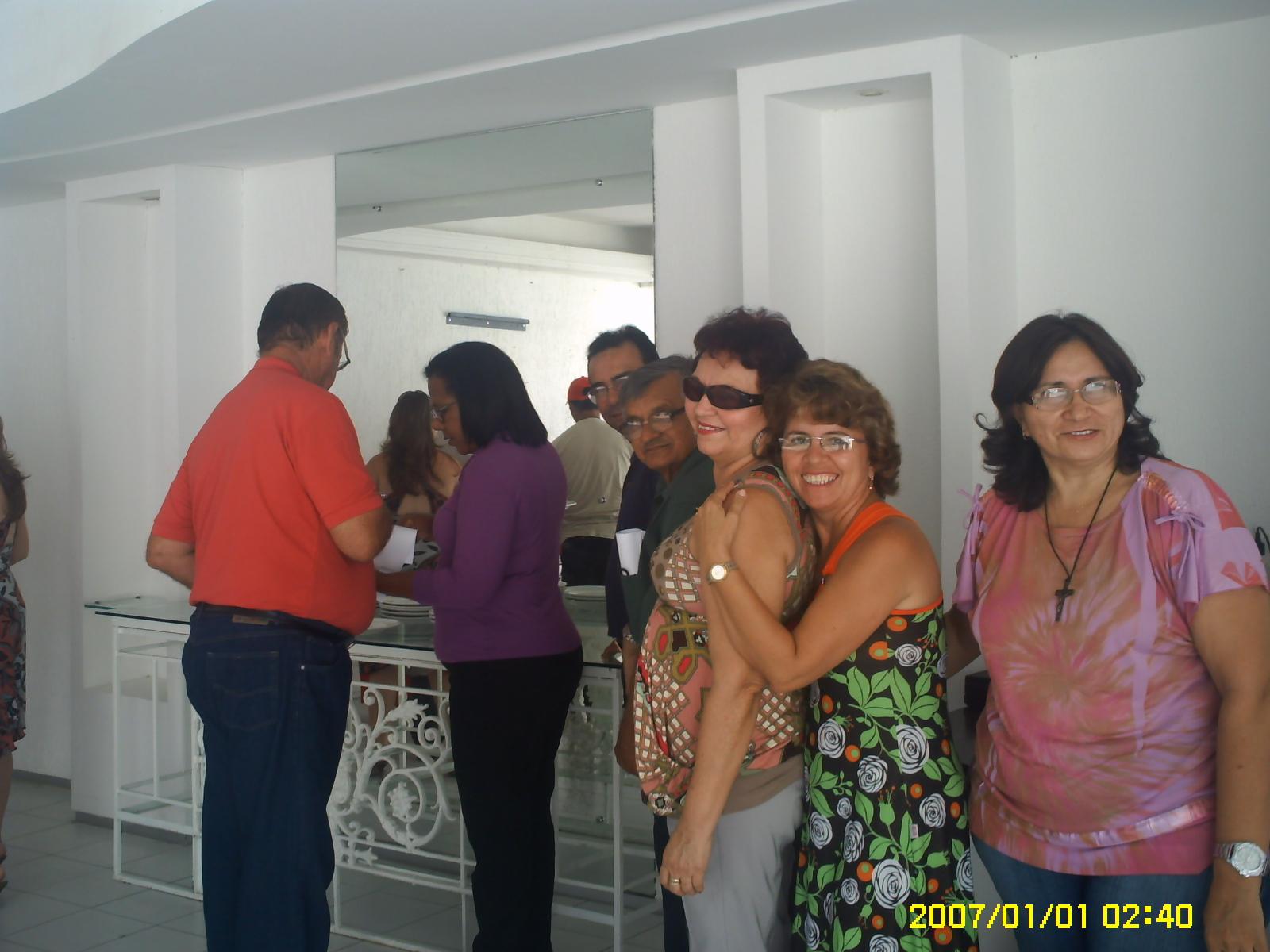 FESTA CONFRATERNIZAÇÃO ATIVOS E APOSENTADOS EM MOSSORÓ