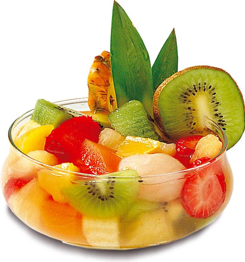 Sp cial ramadan salade de riz aux fruits for Decoration de salade de fruits