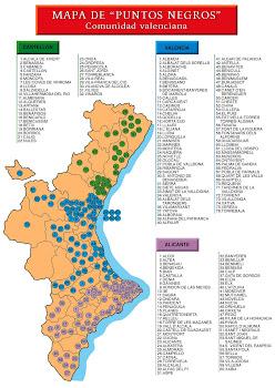 Investigación realizada en 2007 sobre la destrucción del territorio.