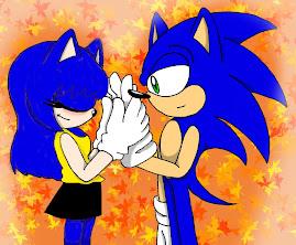 Es mi prometido desde antes de nacer....Sonic