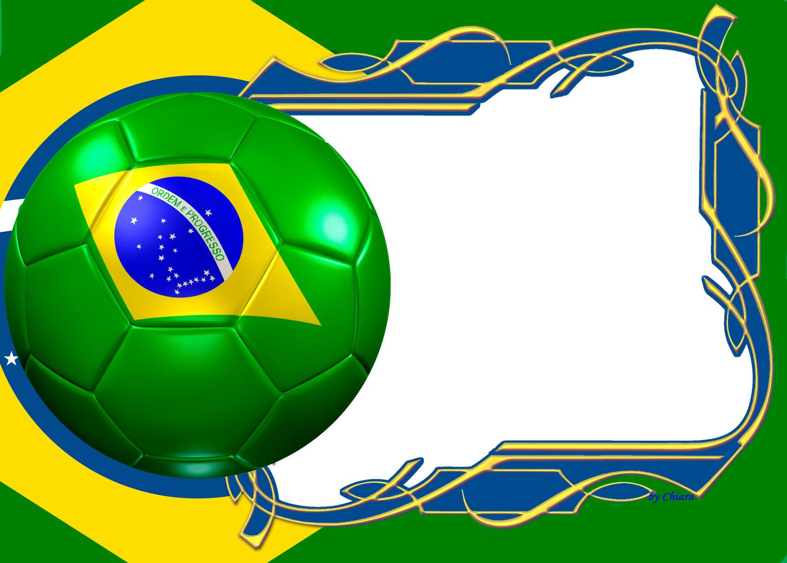 Molduras Do Brasil Para Copa 2010