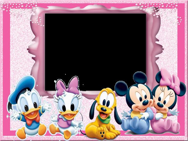 Marcos para fotos en formato png Disney - Imagui