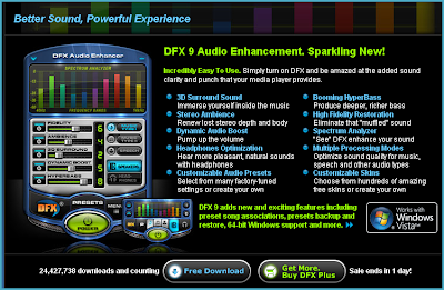 DFX Audio Enhancer 9.101