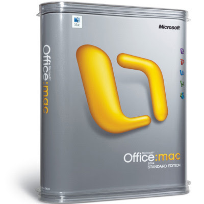 Microsoft Office 2008 Standard (Mac OS X)