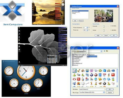 Active Desktop Calendar 7.74.090320