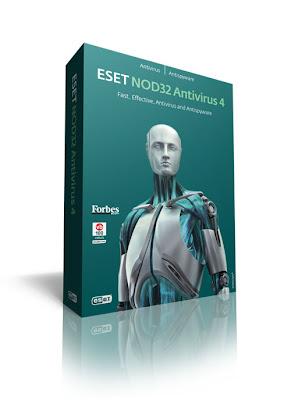 ESET NOD32 Antivirus 4