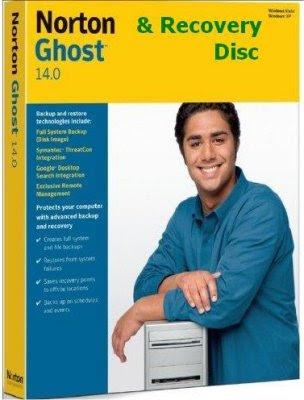 Symantec Norton Ghost 14.0.211
