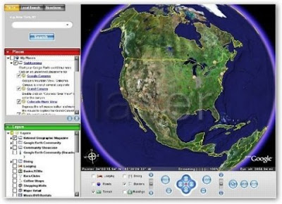 Google Earth Gold v6.0.2900.5512