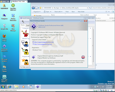 SiSoftware Sandra Professional 2009.1.15.97
