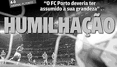 Arsenal - FC Porto (30/09/2008)