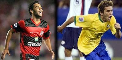 Ibson e Leandro Lima