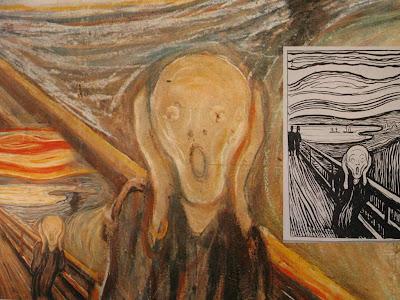 GilbR-Arts: Cris/Scream/Munch/Bacon