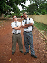 Companions Elder Petersen & Elder Togagae