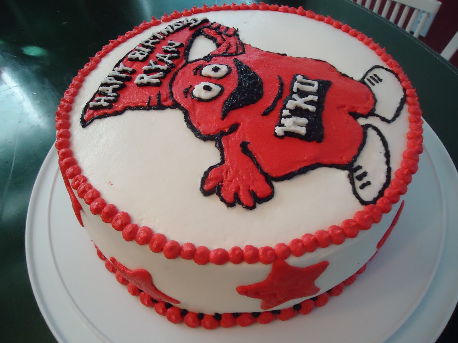 Cat S Cake Creations Western Kentucky Big Red Cake