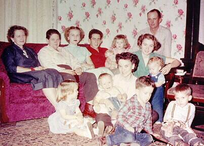 Cobb house 1954
