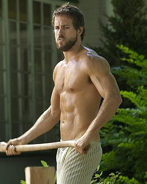Hottie Ryan Reynold