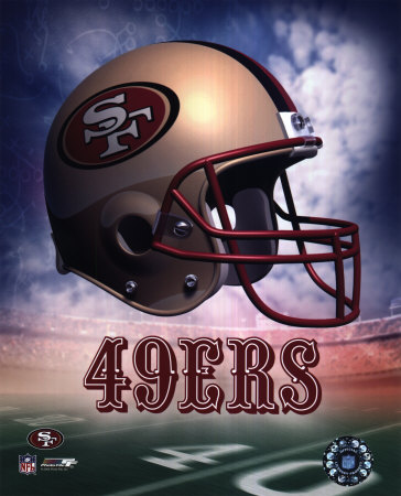 san francisco 49er wallpaper. Running back Michael Robinson fumbled on the 49ers first play,