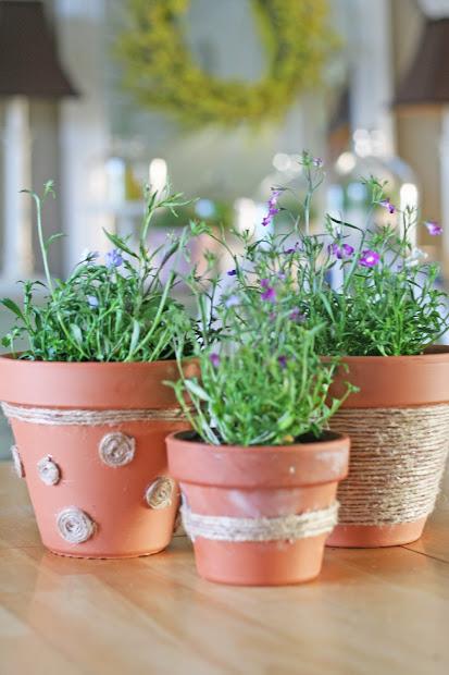 Flower Pot Crafts