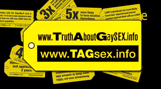 Is This An Abandoned Anti-Gay Campaign From Exodus International?