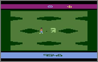 ET on the Atari 2600