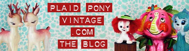 Plaid Pony Vintage