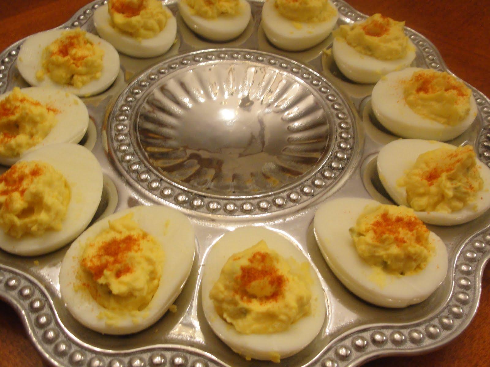 The Great Bakesperiment: Deviled Eggs