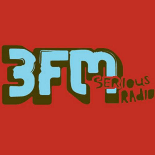 Radio 3fm logo serious radio