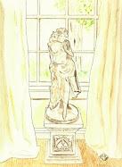 Cote de Texas:  Joni's Statue
