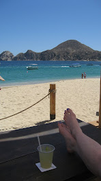 CABO - Me, a margarita, & the beach