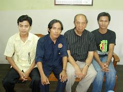 Photo bersama Uskup Agung Pontianak